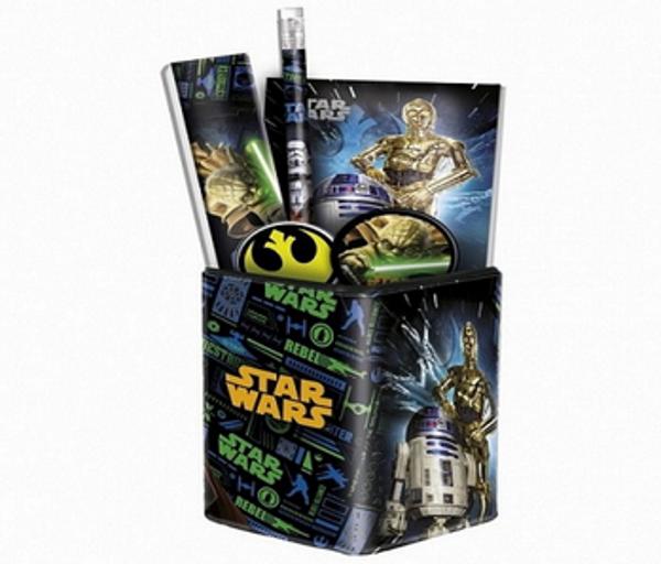 Bild von Star Wars Box gefüllt